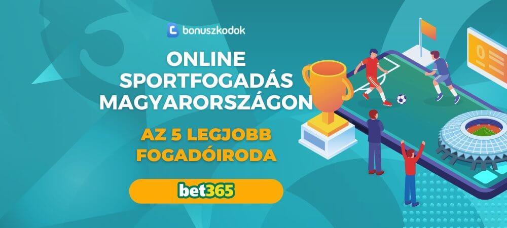 Online sportfogadás Magyarországon