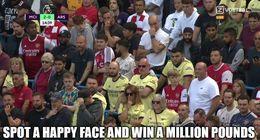 Happy face memes