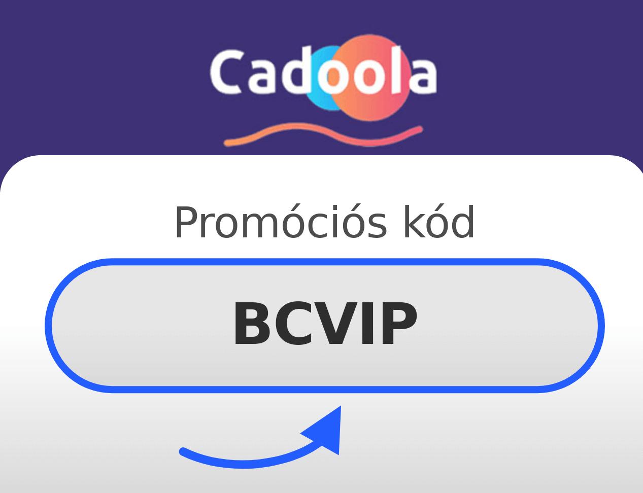 Cadoola Casino Promóciós Kód